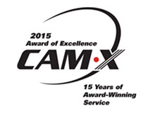 2015 Cam-X logo