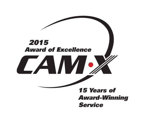 Logo CAM-X
